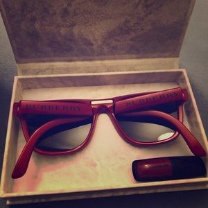 Burberry B4106 Vintage Sunglasses - Reduced